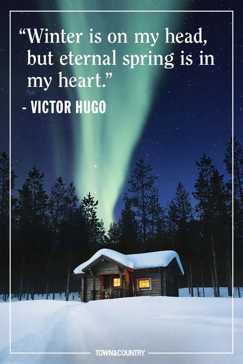 60 Best Winter Quotes Cute Sayings About Snow The Winter Season Mesmerizing Landscape Quotes