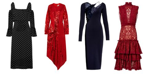 21 Guest Dresses For A Winter Wedding