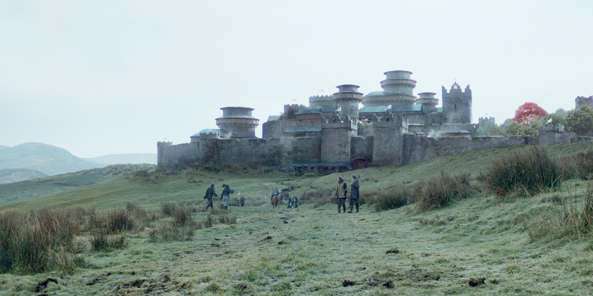 Game Of Thrones Locations on winter is coming, harry lloyd, iain glen, mark addy, rory mccann, nikolaj coster waldau, richard madden, once upon a time, a game of thrones, a song of ice and fire, game of thrones - season 2, sophie turner, the walking dead, sean bean, aidan gillen, lena headey, jason momoa, true blood, game of thrones - season 1,