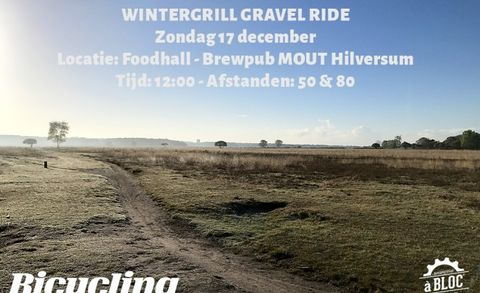 Wintergrill Gravel Ride, gravel ride, a bloc, bicycling