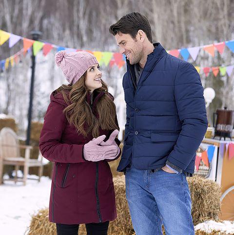 6d58db6fd99 'Winter Love Story' Actress Jen Lilley Reveals 6 Hallmark Movie Secrets