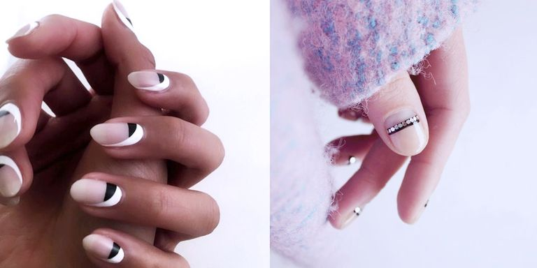 Best winter nail designs 19 nail looks to fight away the winter just add sparkle prinsesfo Images
