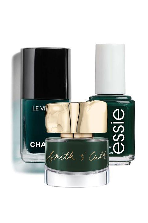Nail polish, Product, Green, Beauty, Liquid, Cosmetics, Aqua, Nail care, Water, Fluid,