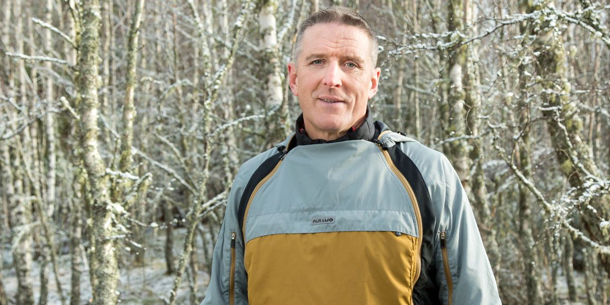 Iolo Williams' lockdown weekends sound peaceful and uplifting