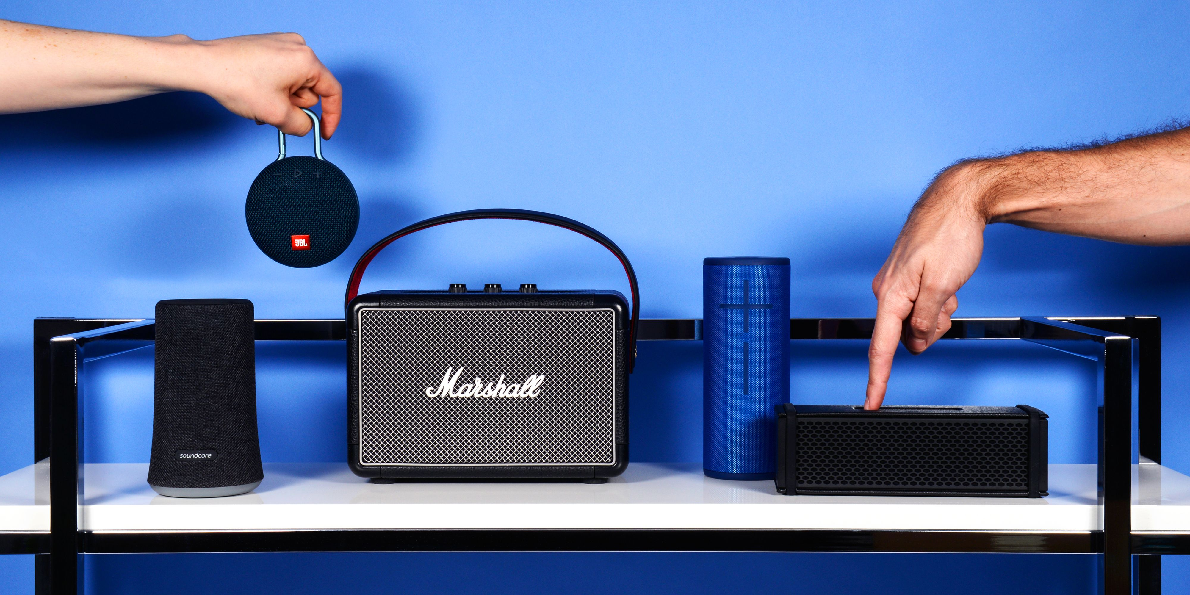 8 Best Portable Bluetooth Speakers Of 2019 Wireless Bluetooth Speaker Reviews