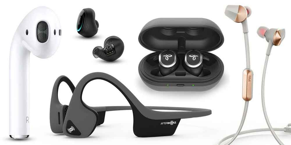 Wireless Headphones and Earbuds