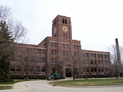 kohler company headquarters in wisconsin