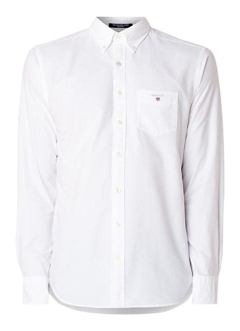 wit overhemd heren