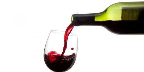 Geopende fles wijn bewaren
