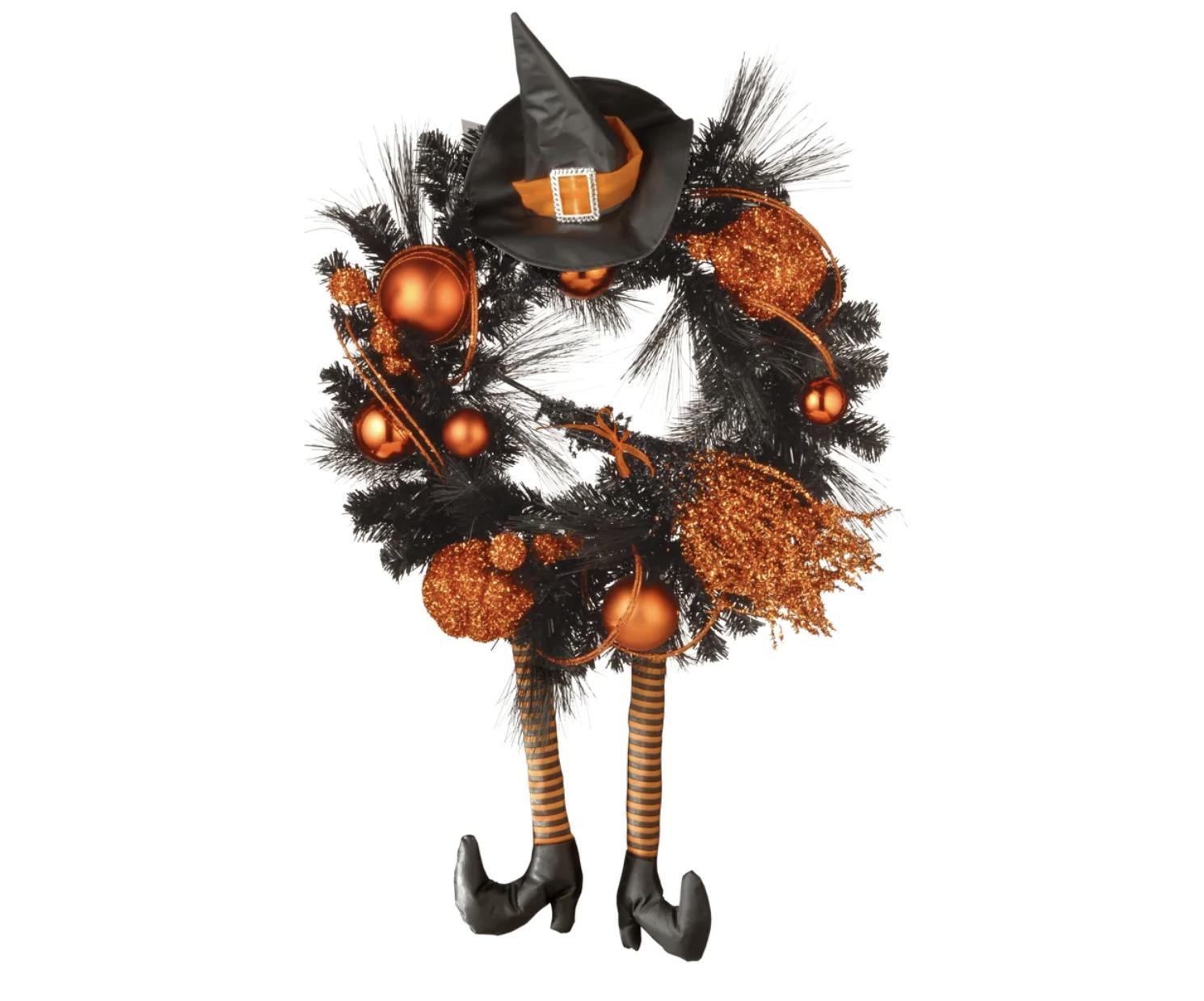 30 DIY Halloween Wreaths - Best Halloween Door Decoration Ideas