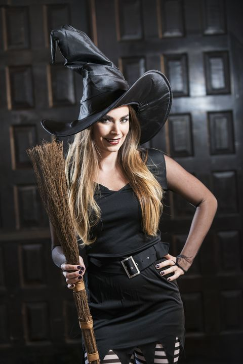 Best Diy Witch Halloween Costume 2019 How To Make A Witch