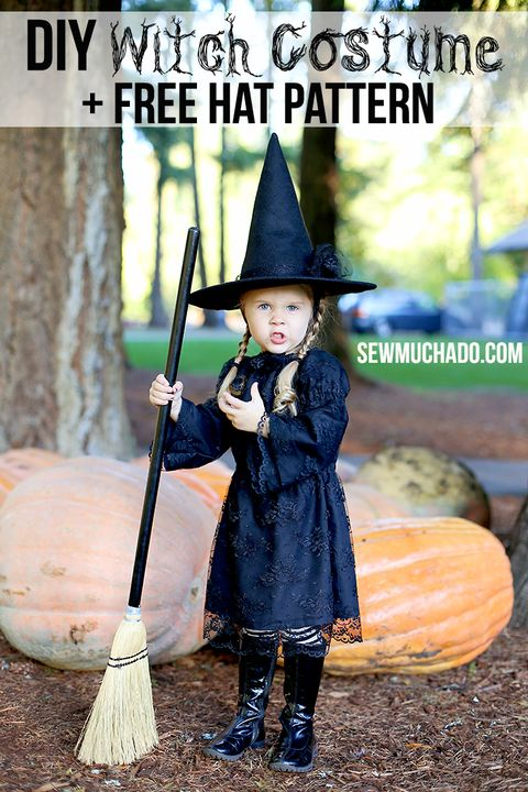 15 Diy Witch Costume Ideas Witch Halloween Costumes You