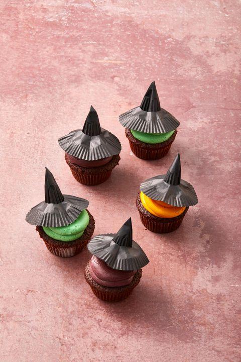 Cute Halloween Mini Cupcakes.40 Cute Halloween Cupcakes Easy Recipes For Halloween Cupcake Ideas