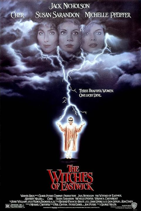 witch movies the witches of eastwick