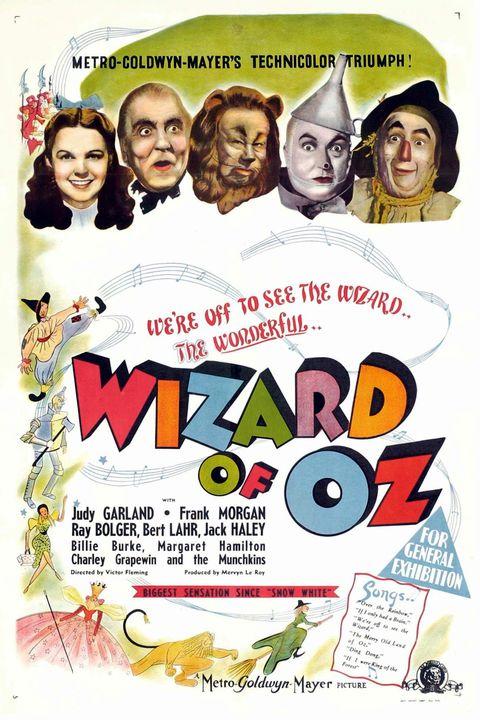 witch movies wizard of oz