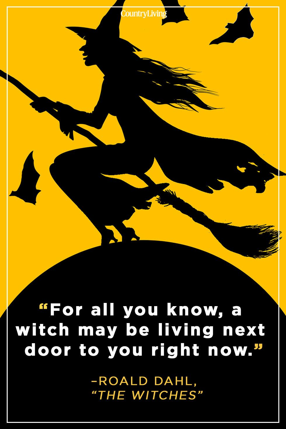 30 Best Witch Quotes - Quotes and Sayings About Witches