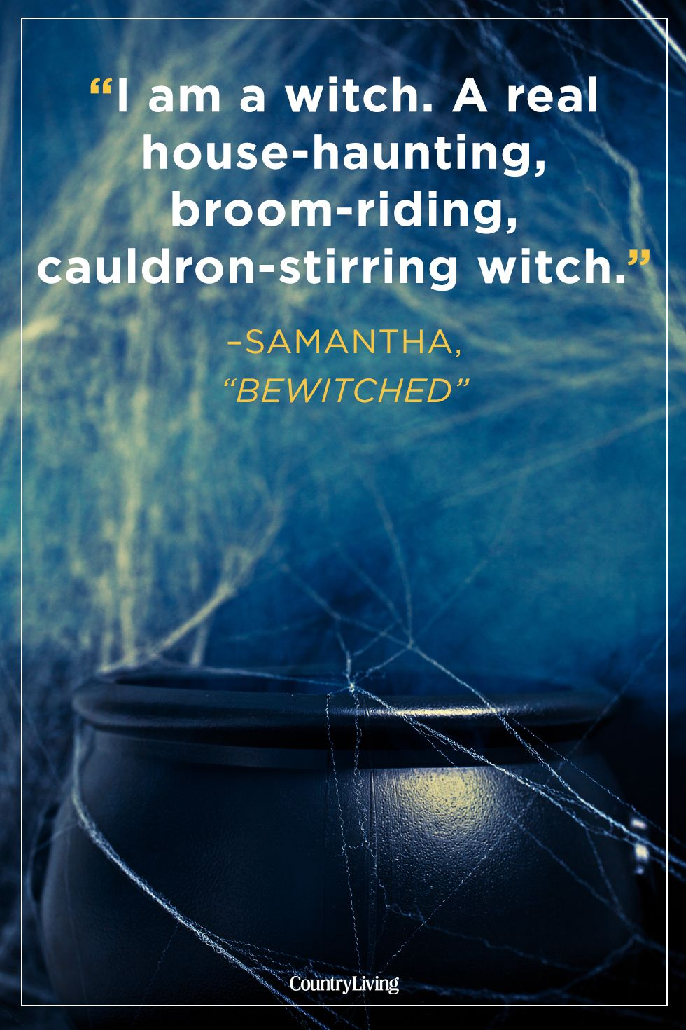 witch quotes samantha bewitched