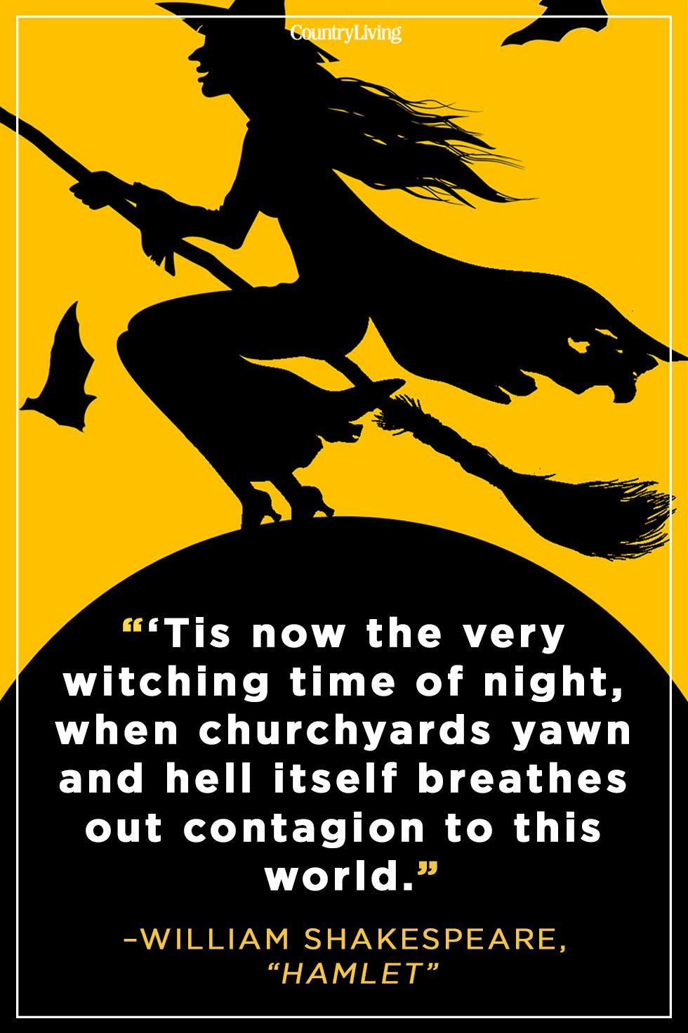witch quotes william shakespeare hamlet