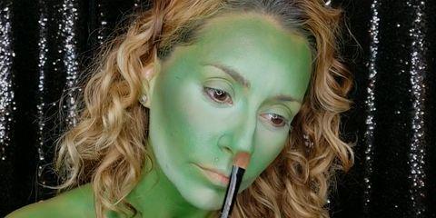 Pretty Witch Makeup Pictures Mugeek Vidalondon