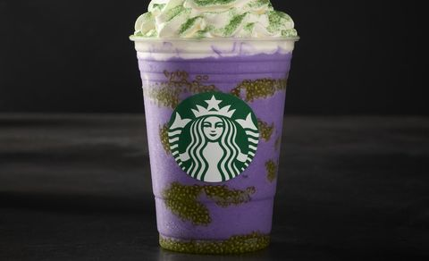 Starbucks Releases Witches Brew Frappuccino A Drink So Bad