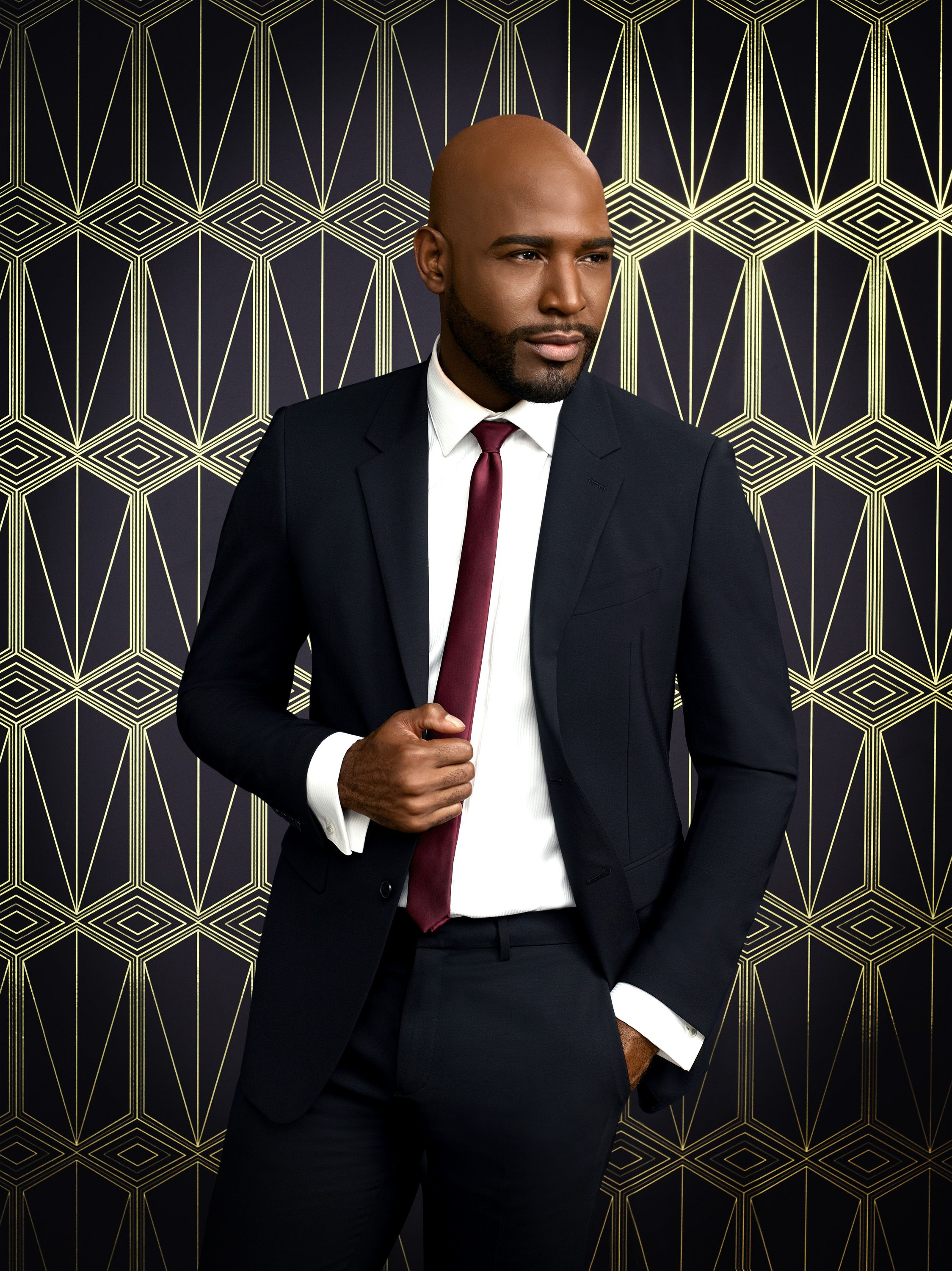 'Queer Eye' Star Karamo Brown Kicks Off 'DWTS' Season With a Naked Instagram Photo
