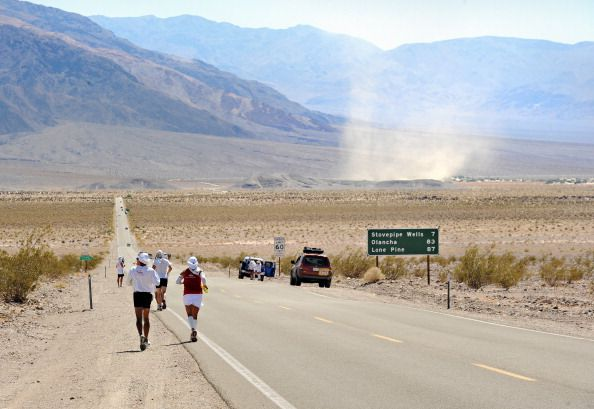 Brenda Guajardo Overcomes a Year of Injury and Emotional Turmoil to Win Badwater 135