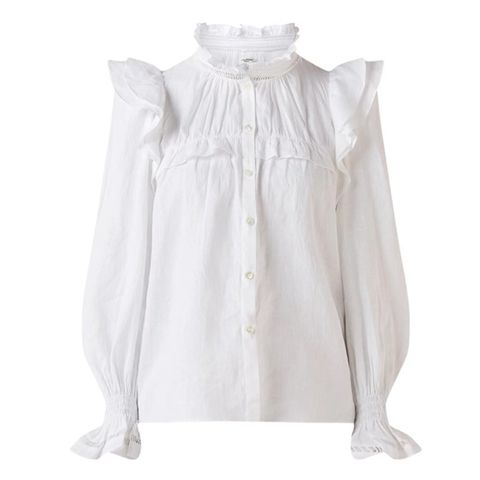 witte-blouse