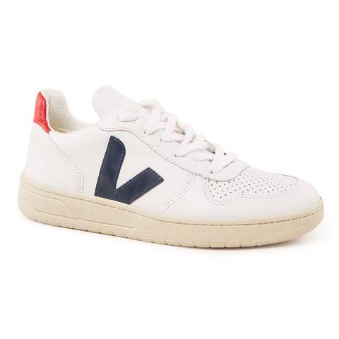 witte sneaker veja