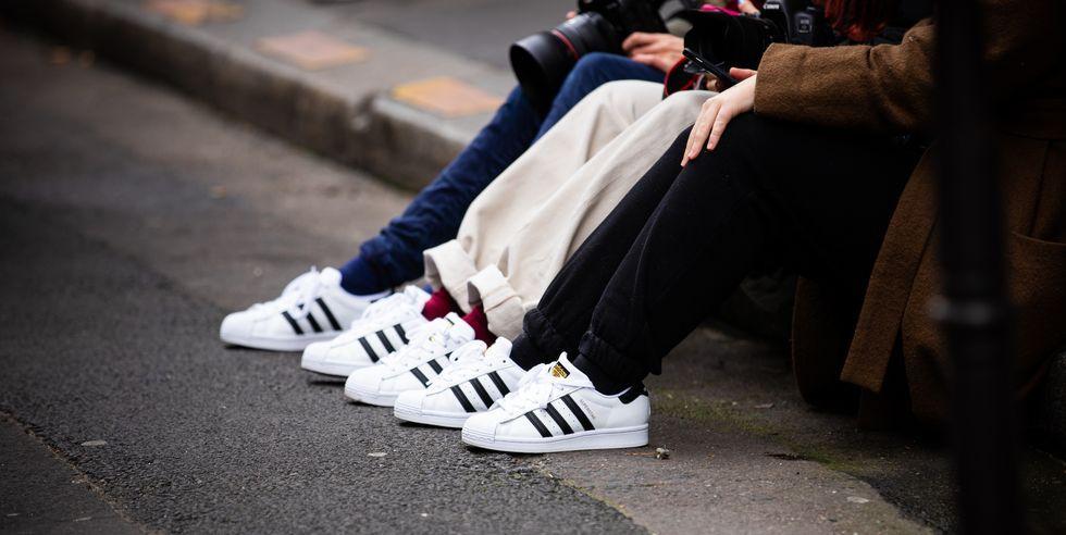 adidas schoenen in de droger