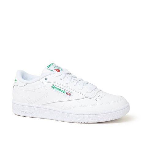 witte sneakers dames
