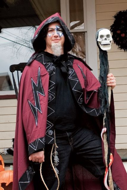 mens halloween costumes - wizard