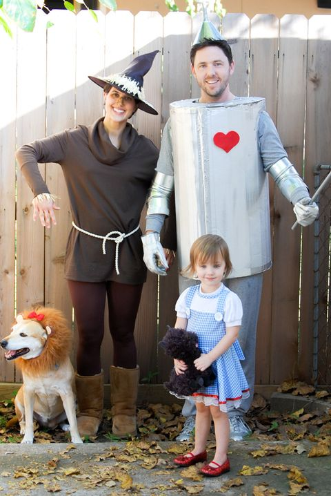 32 Diy Wizard Of Oz Halloween Costumes For Dorothy