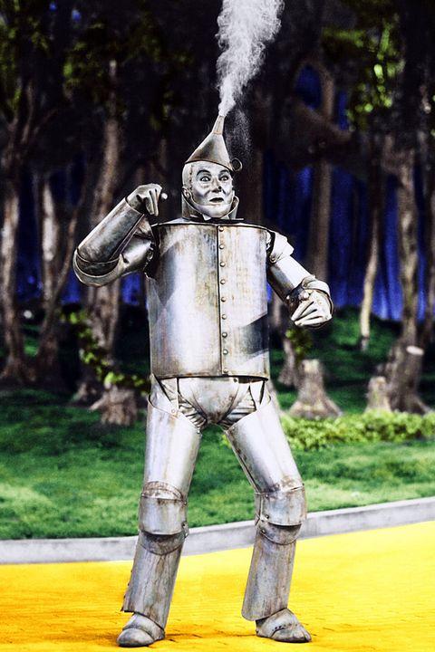 Wizard of Oz DIY Costumes - The Tin Man