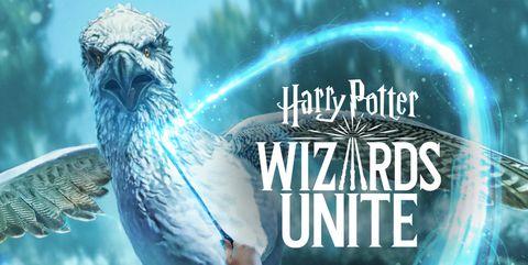 wizards unite pokemon go harry potter