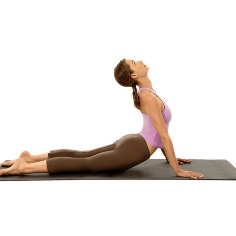 Lose Weight: Fat Burning Yoga Workout
