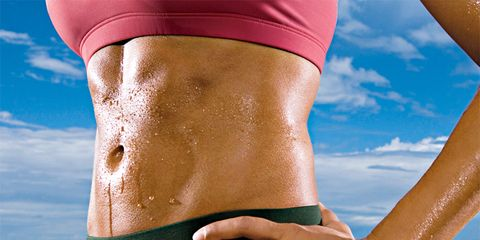 Six Pack Abs: Flat Stomach in Weeks