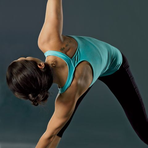 Burn Fat Faster with these Yoga Exercises
