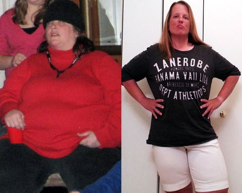 How One Woman Lost an Amazing 165 Pounds