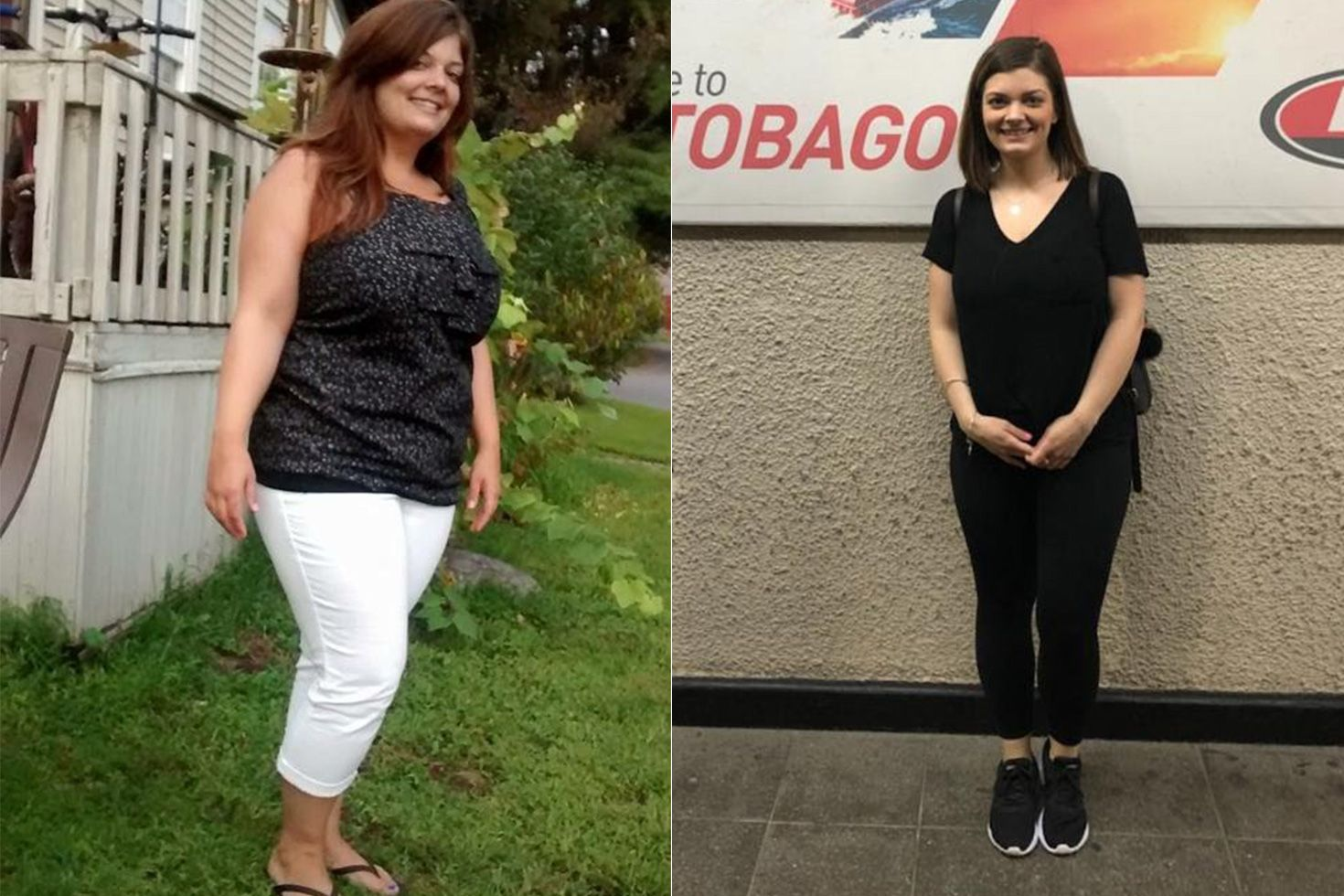 justine traver weight loss journey