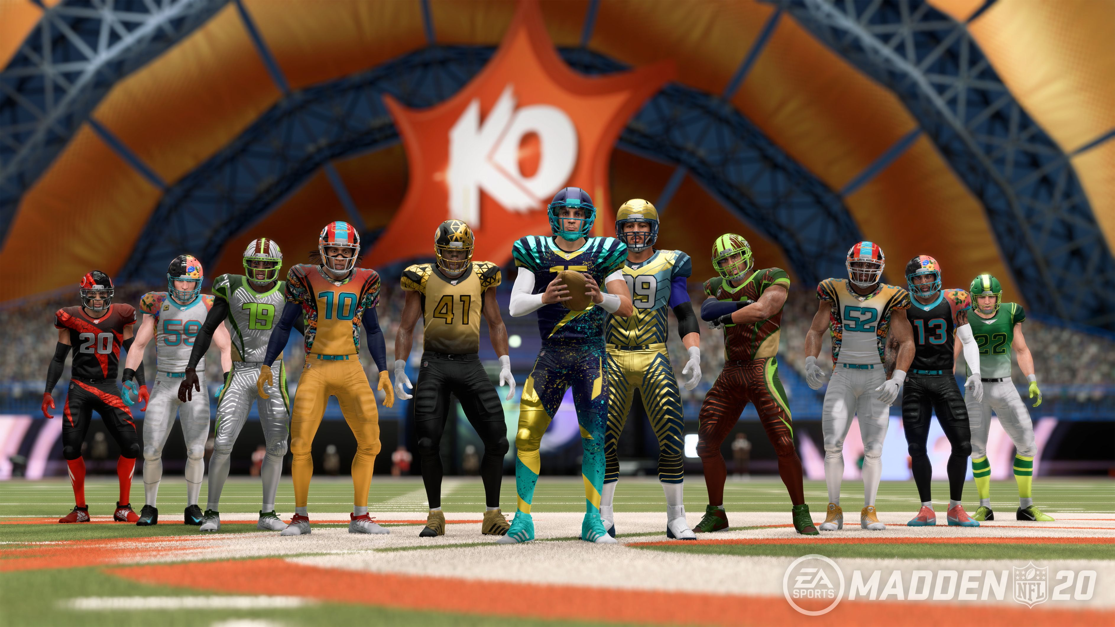Madden NFL 20's Superstar KO Mode Just Turned Football into a Party Video Game
