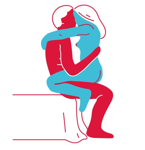 Pleasure sex positions for 8 Comfortable