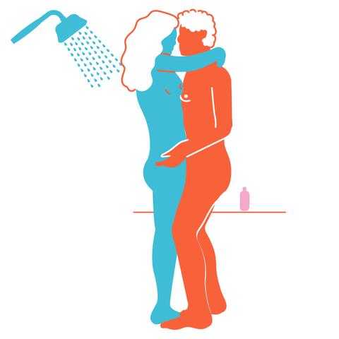 Sex I Duschen Tips