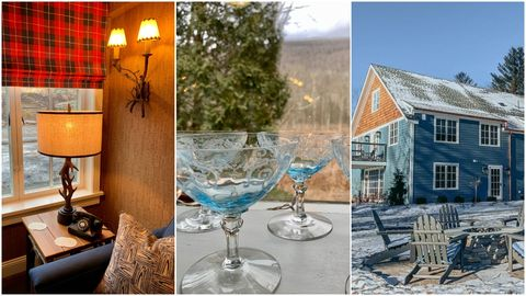 Blue, Home, Interior design, Room, Table, House, Glass, Window, Wine glass, Building,