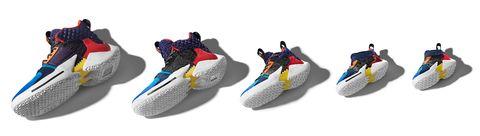 5222e3f8619ef0 Russell Westbrook Why Not Zer0.2 Sneakers - Jordan Brand Sneaker ...