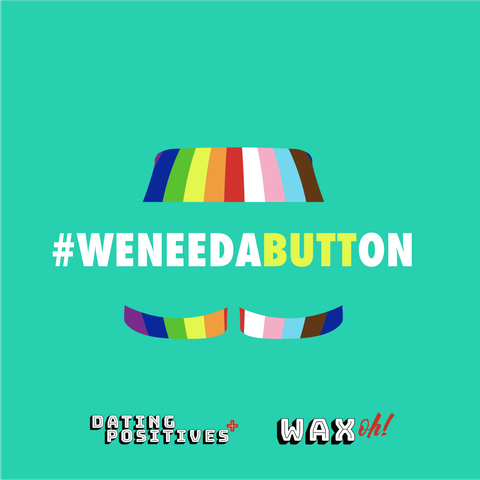 New #WeNeedAButton Campaign Helps Queer Folks Get Adequate Healthcare
