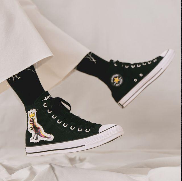 converse打造最潮聯名帆布鞋!傳奇藝術家basquiat聯名帆布鞋「價格發售日期」一次看