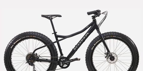 2014 Kona WO Fat Bike