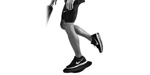 Wobble Board Forward and Backward Exercise