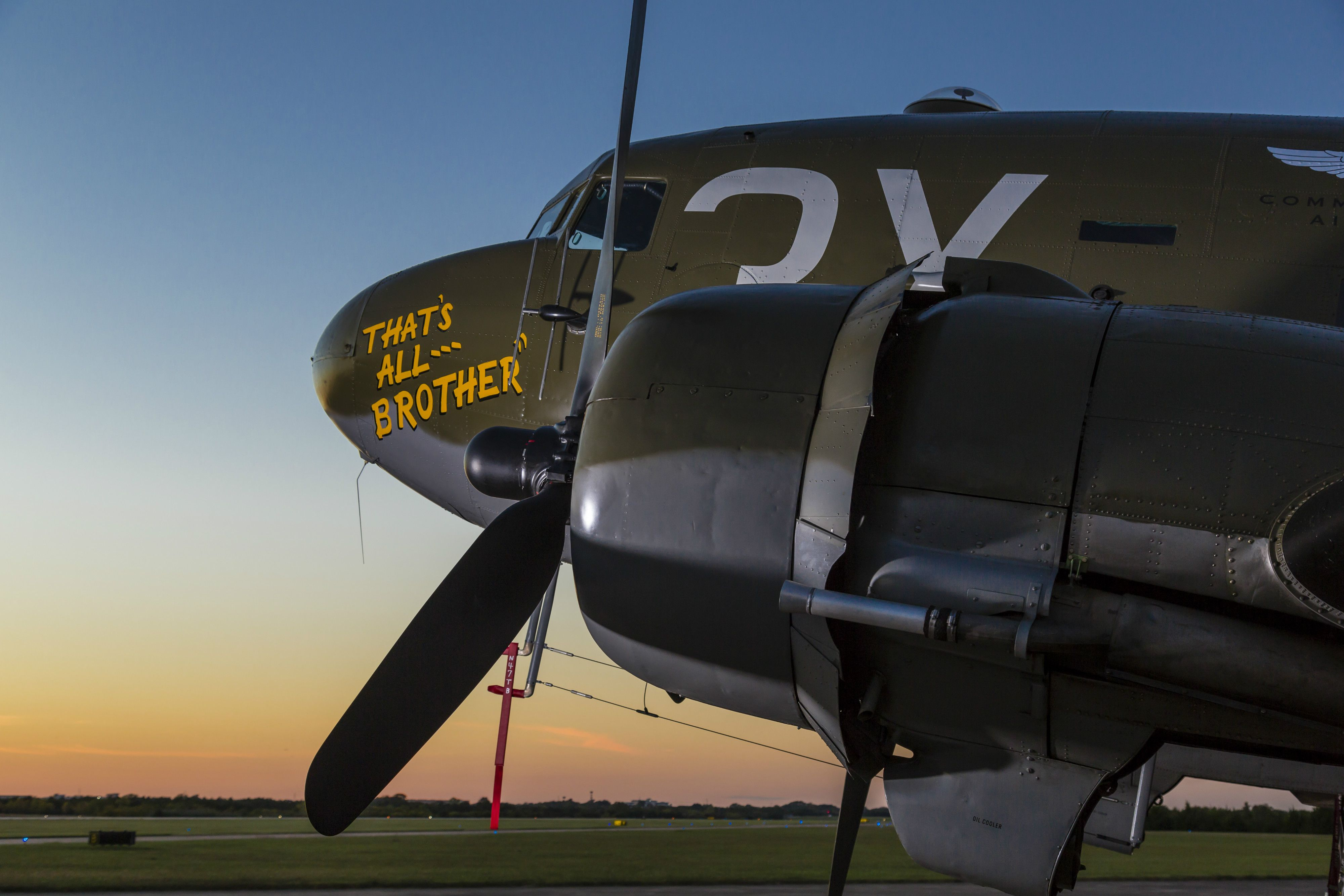 D-Day 75th Anniversary | C-47 Plane