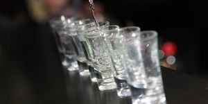 wodka vriezer